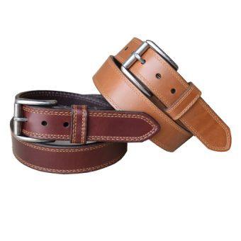Springcreek T-moro and Cognac Belts