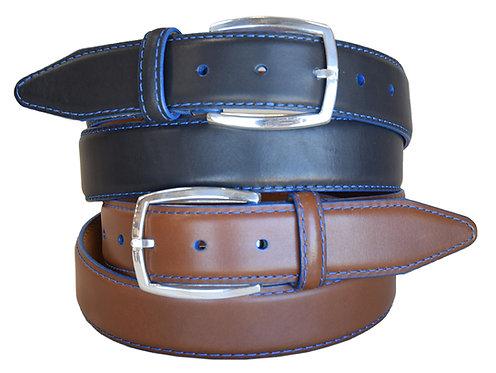 Novara Black and Cognac Belts