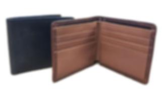 Lejon Horween Flat Fold Wallet