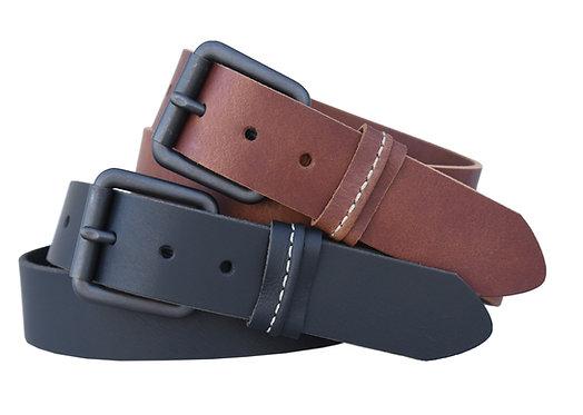 Ranchero Casual Leather Belt