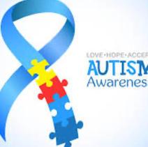 Autism Awareness month 2020