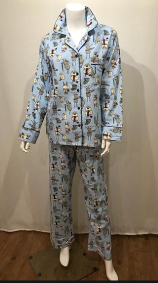 Sheep Print Pyjamas