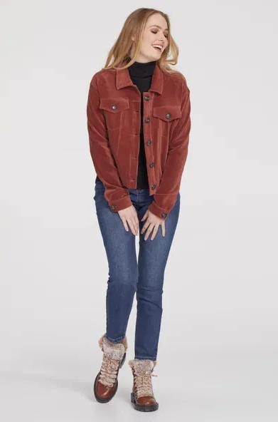 Rust Jacket