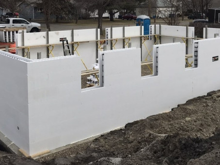 Building Efficiency with ICF Foundations