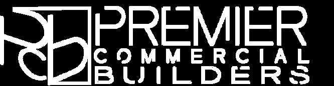 Premeir Commercial Builders Logo