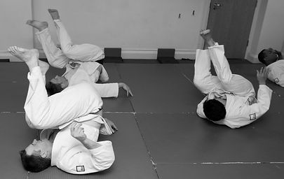 Mooragte Jitsu Club London Stretching