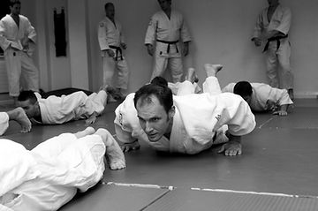 Moorgate Jitsu Club London Warm up