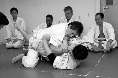 Moorgate Jitsu Club London Ground Fighting