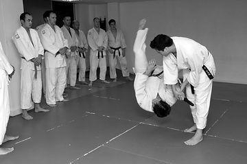 Moorgate Jitsu Club London Training