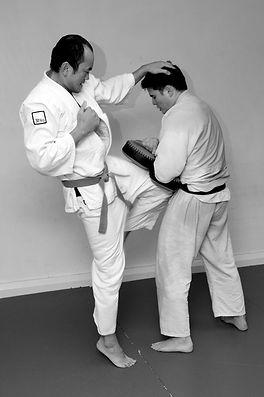 Moorgate Jitsu Thai Pad boxing