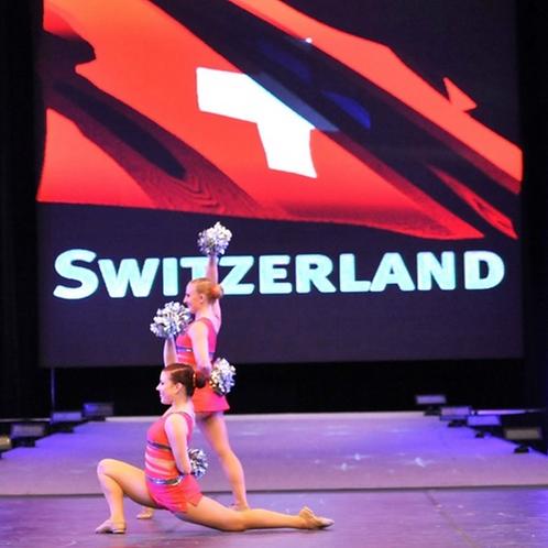 Unterstützung der Eurodancers Wettkampfsaison 2021
