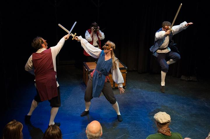 Commedia Romeo and Juliet