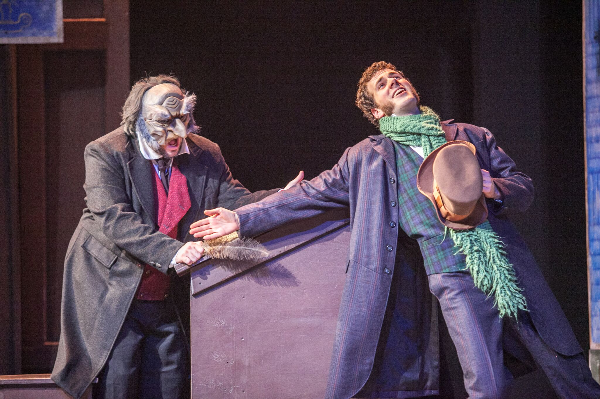A Commedia Christmas Carol