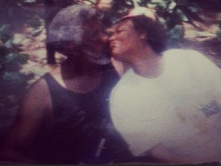 My grandparents... The blueprint for love.