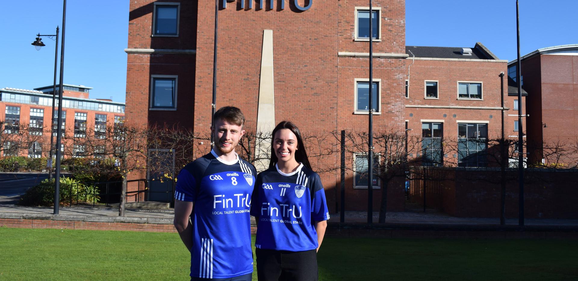 FinTrU Ulster GAA Inter Firms 2018 Launc