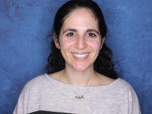 NEW HIRE: Elizabeth Rustom, DPT