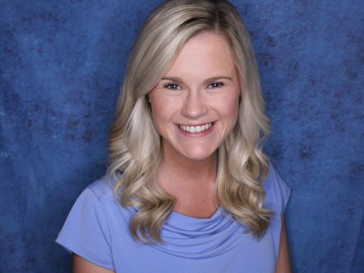 NEW HIRE: Anna Fennell, SLP
