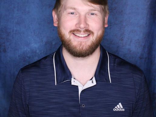 NEW HIRE: Cody Broom, DPT