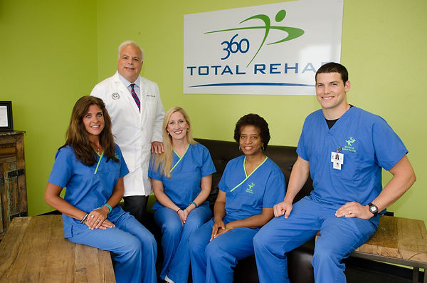 360 Total Rehab Therapists   Our Team