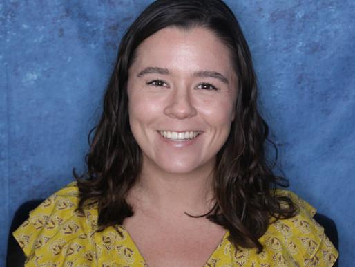 NEW HIRE: Erin Keefer, SLP