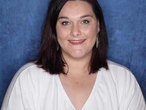 NEW HIRE: Kelly Ellis, COTA