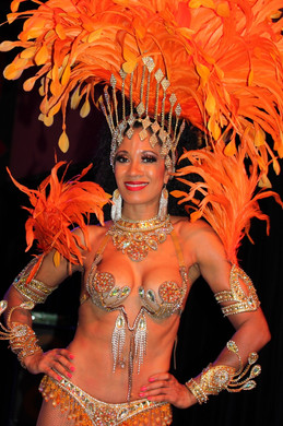 danseuse bresilienne