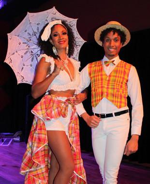 danseurs caraibes
