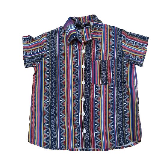 Camisa Lima Menino