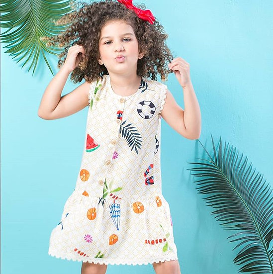 Vestido Kauai
