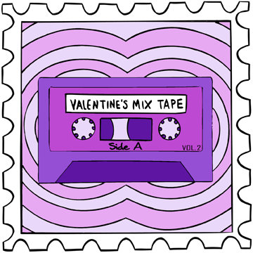 Valentine's Mix-Tape VOL. 2: Side A