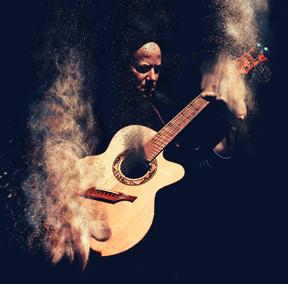 Spencer Elliott - 10 fingers, 6 strings, 1 hell of a composer