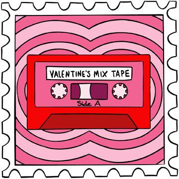 Valentine's Mix-Tape: Side A