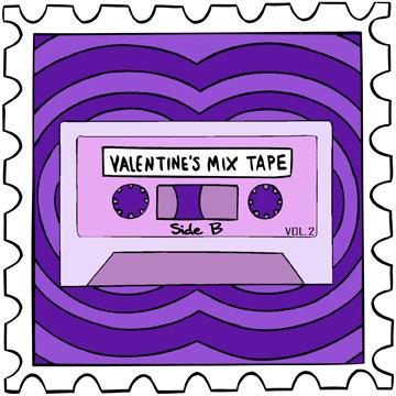 Valentine's Mix-Tape VOL. 2: Side B