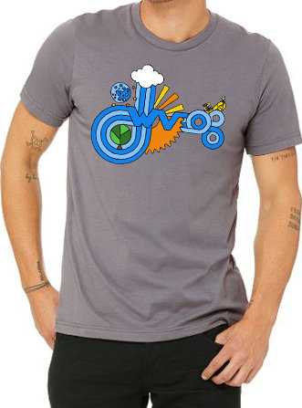 Raft WV T-Shirt