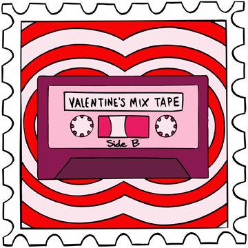 Valentine's Mix-Tape VOL 1: Side B
