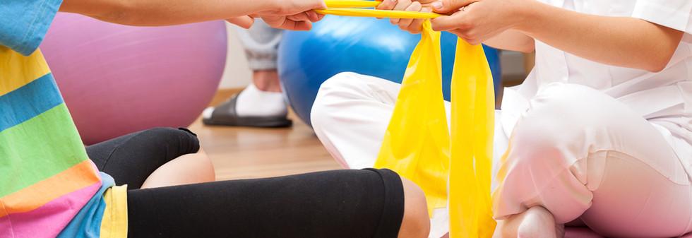 運動療法 Exercise therapy