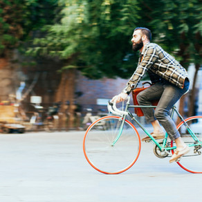 Why biking is the best way to explore your new surroundings