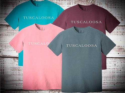 Tuscaloosa Comfort Colors Tee
