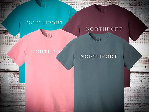 Northport Comfort Colors Tee