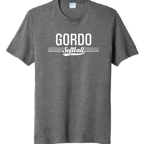 Men's Gordo Softball Design