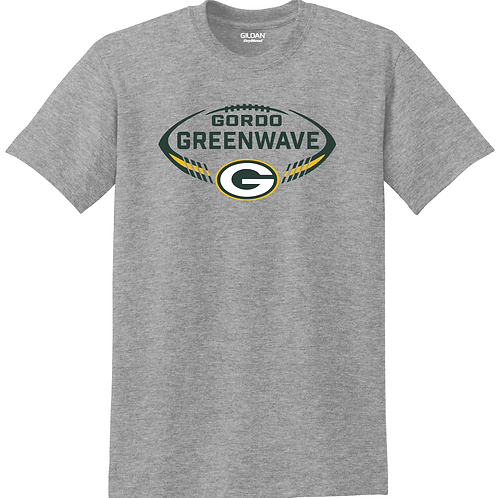 Football Gildan® - DryBlend® 50 Cotton/50 Poly T-Shirt