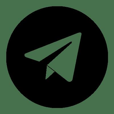 telegram-black