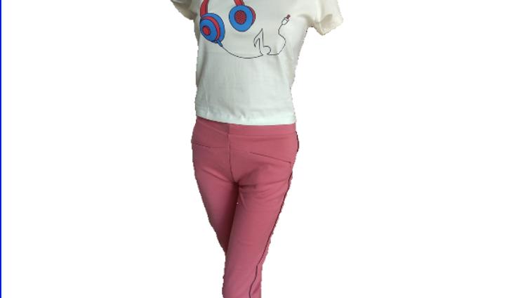 T-Shirt Trouser