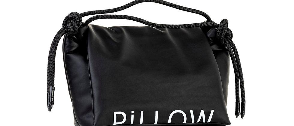 Padded pillow bag, big / overshot print