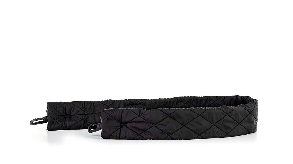 Quilted strap