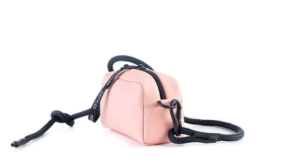 Camera bag, medium/Climbing rope candy pink Distyled