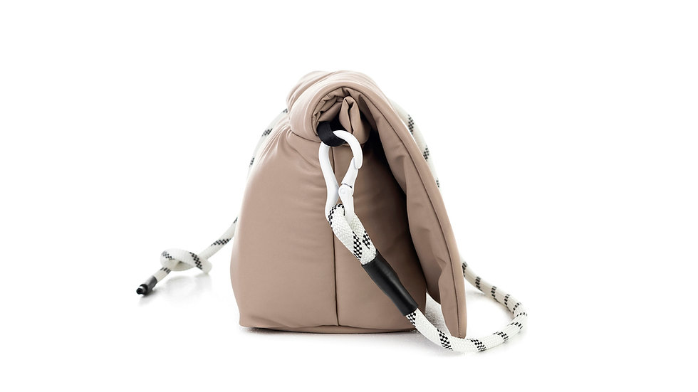 Padded pillow bag, small / Climbing rope