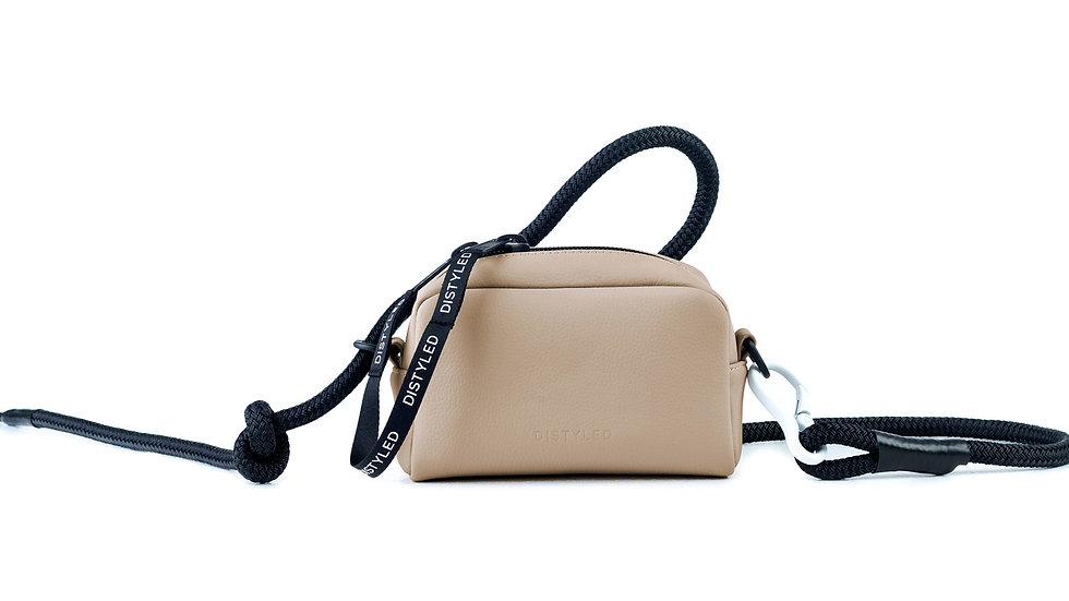 Eco camera bag, small / rope strap