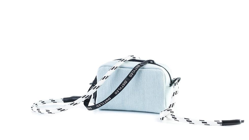 Re.made Camera bag, small/ no pocket denim Distyled