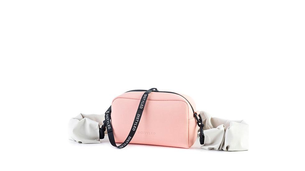 Camera bag, xsmall / rugged strap pink Distyled